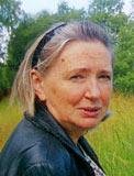 Писатель Наталия Сухинина