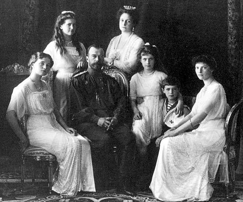 История любви - Николай и Александра Романовы